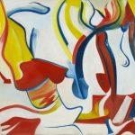 25-Willem-de-Kooning-Rider-Untitled-VII-1985