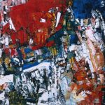 Perspectives 1956 by Jean-Paul Riopelle 1923-2002
